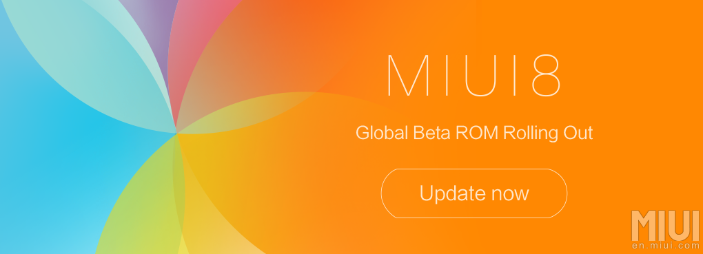 Global Beta Rolling Out miui 8