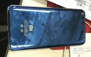 Back cover Mi6 incrinata