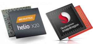 mediatek qualcomm soc
