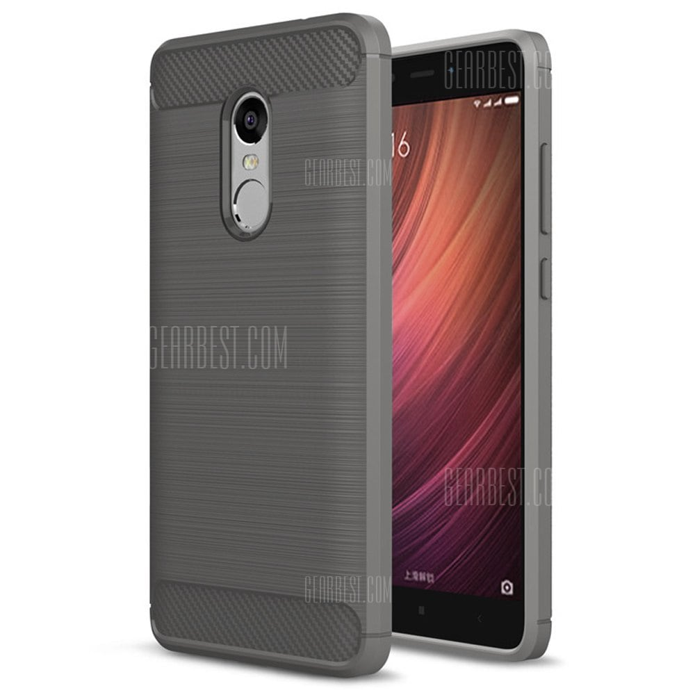 smartylife-Luanke Brushed Finish Back Case