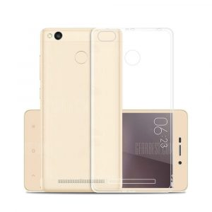 smartylife-Luanke Transparent Phone Case for Xiaomi Redmi 3 Pro