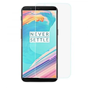 smartylife-Minismile 0.2mm 2.5D 9H Hardness Explosion-Proof Anti-scratch Tempered Glass Screen Protector for OnePlus 5T