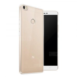 smartylife-Naxtop Transparent Phone Cover Case for Xiaomi Mi Max 2
