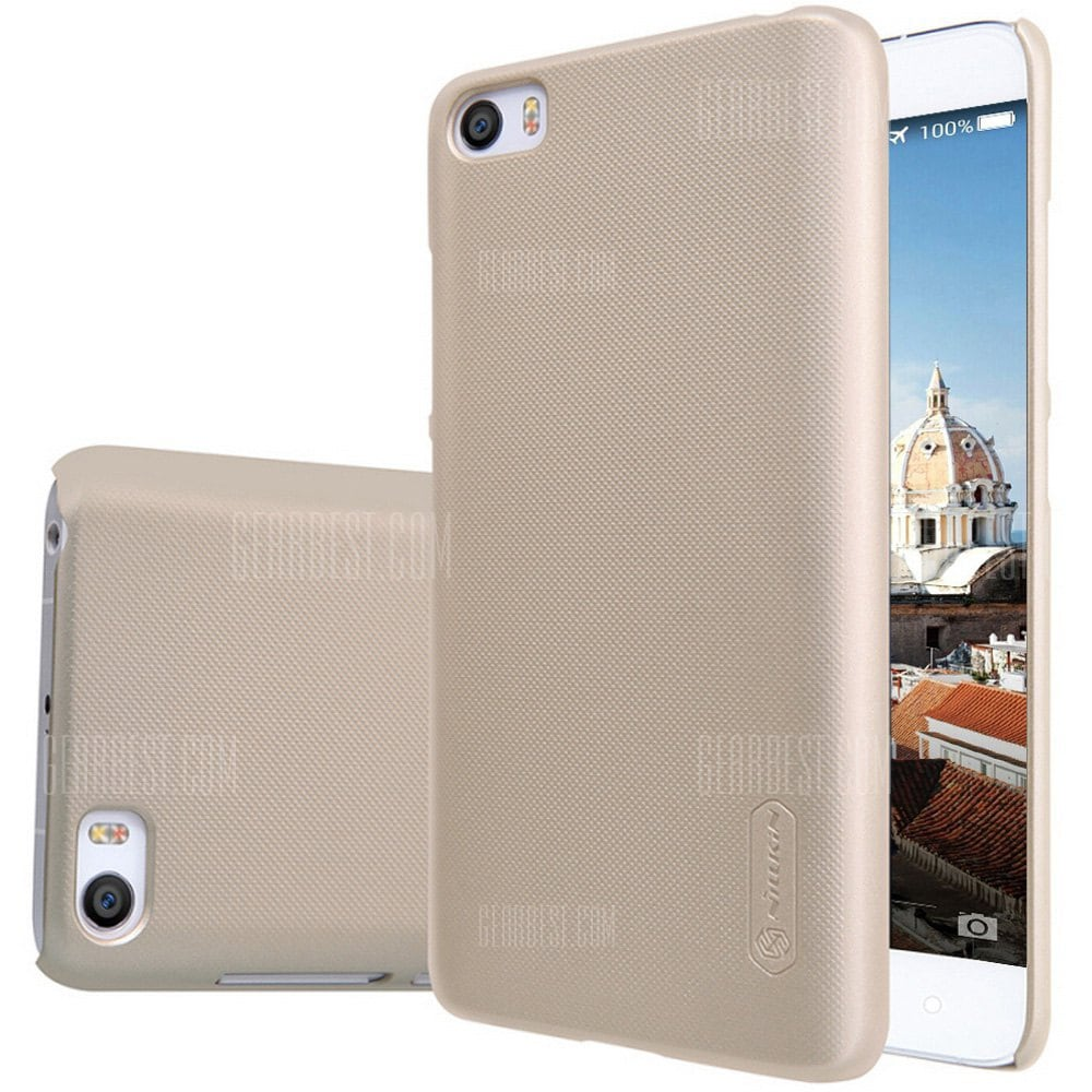 smartylife-Nillkin Dull Polish Back Case for XiaoMi Mi5