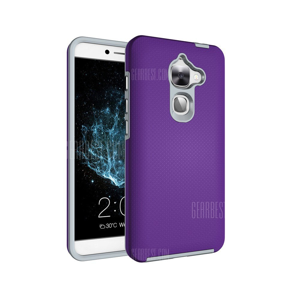 smartylife-Non-slip Surface Shockproof Back PC Case for LeTV Le 2 (X620)