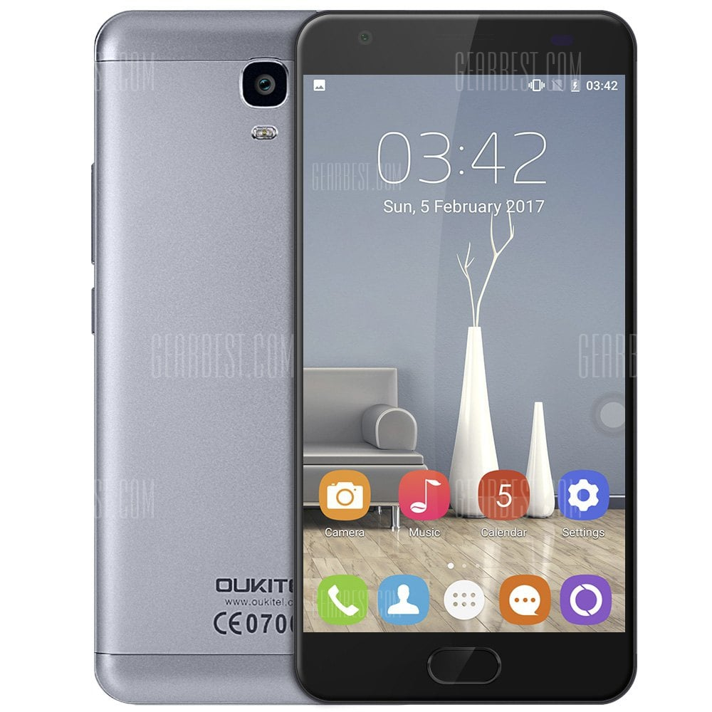 smartylife-OUKITEL K6000 Plus 4G Phablet