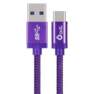 smartylife-OaNT 2m Type-C USB 3.0 Data Sync Charging Cable Cord