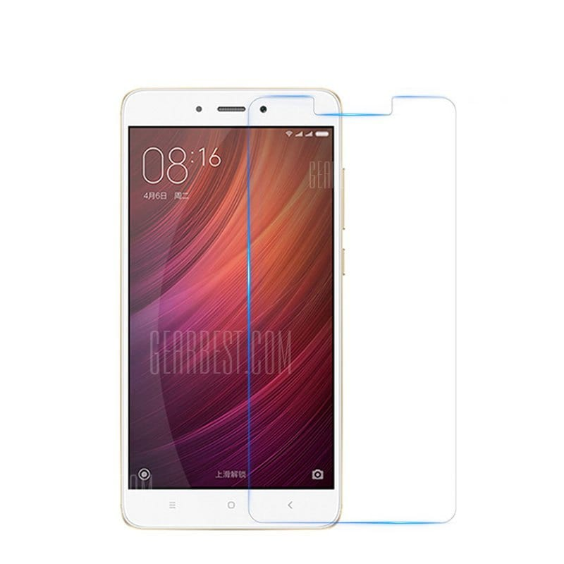 smartylife-Tempered Glass for Xiaomi Redmi Note 4