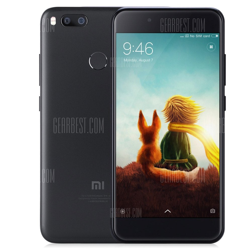 smartylife-XIAOMI Mi A1 4G Phablet Global Version