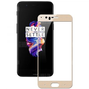 smartylife-ASLING 2.5D Tempered Glass Full Screen Film for OnePlus 5