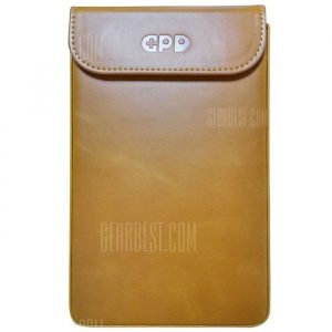 smartylife-GPD Pocket Carry Case PU Leather Protective Bag