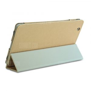 smartylife-Gocomma PU Leather Full Body Stand Case for Teclast T8