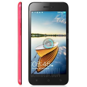smartylife-JIAKE JK  -  10 5.0 inch 3G Phablet Android 4.2 MTK6582 Quad Core 1.3GHz 1GB 4GB HD OGS Screen Dual Cameras Gesture Sensing GPS