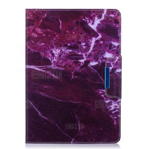 smartylife-Marble Pattern Leather Protection Case for iPad 10.5