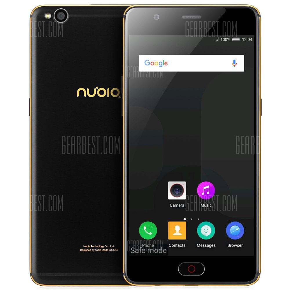 smartylife-Nubia M2 Lite 4G Phablet