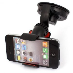 smartylife-S2224W-V Plastic Adjustable Car Holder for Cell Phone / GPS