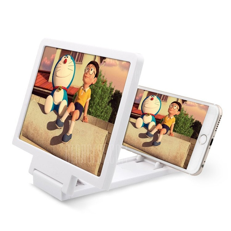 smartylife-Folding Mobile Phone Video Screen Enlarged Stand Holder
