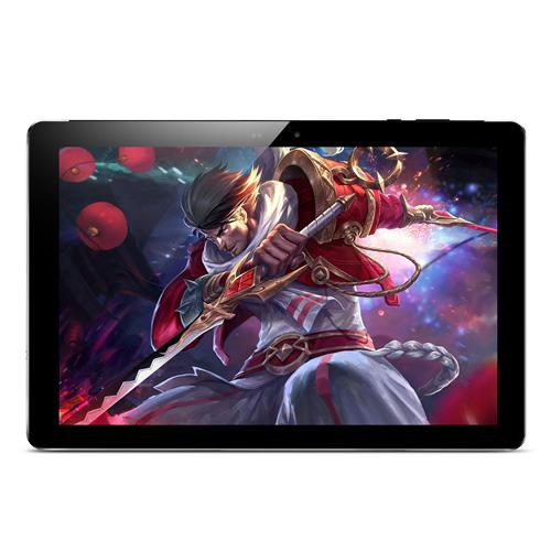 "smartylife-Onda V18 Pro Gaming Tablet 10.1"" 2.5K IPS 2560*1600 Allwinner A63 Quad Core 3GB RAM 64GB ROM Android 7.1 - Black/Silver"