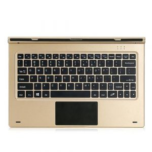 smartylife-Original Onda oBook11 Plus Magnetic Docking Keyboard with Rotary Shaft / Separable Design - Gold