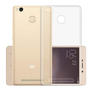 smartylife-Soft Case For Protective Phone Shell Transparent Back Cover  For XIAOMI Redmi 3 Pro/Redmi 3S/Redmi 3X
