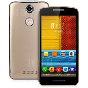 smartylife-X 5.0 inch Android 4.4 MTK6572 Dual Core 1.2GHz 3G Smartphone GPS Bluetooth