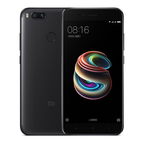 smartylife-Xiaomi Mi 5X 5.5 inch 4G LTE Smartphone 4GB 64GB Snapdragon 625 Octa Core Dual 12.0MP Cam MIUI 8.5 Android 7.1 Metal Body Touch ID VoLTE- Black