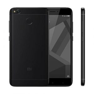 smartylife-Xiaomi Redmi 4X 5.0 Inch HD Screen Qualcomm Snapdragon 435 Octa Core 3GB 32GB MIUI 8 4G LTE Smartphone 4100mAh Battery Metal Body - Black