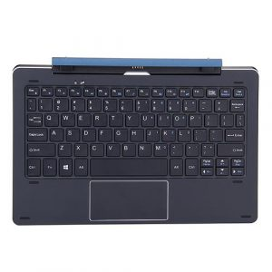 smartylife-Original Cube iWork10 Flagship Tablet Magnetic Docking Keyboard CDK05 - Deep Blue