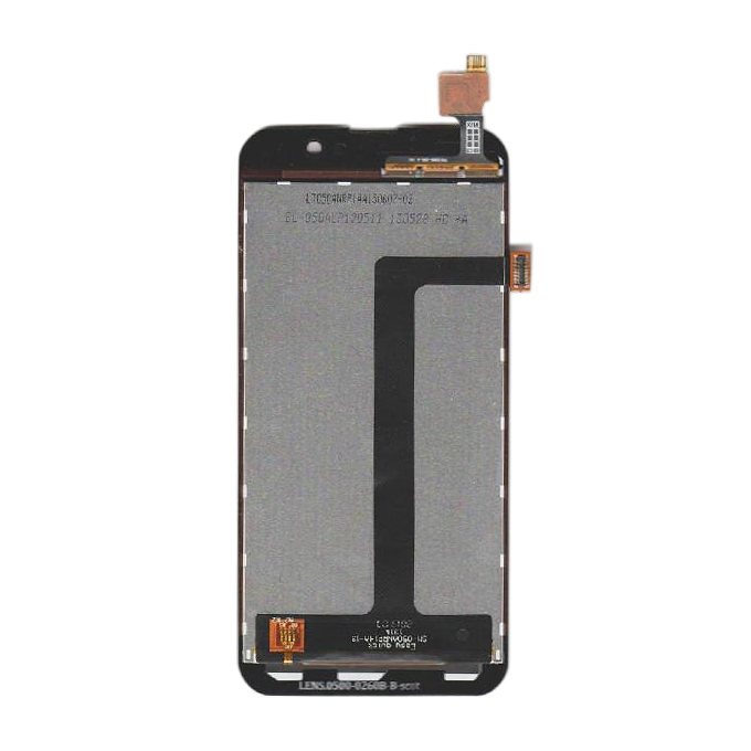 smartylife-Original Display Screen Assembly Replacement for ZOPO C2/C3/ZP980 Smart Phone - Black
