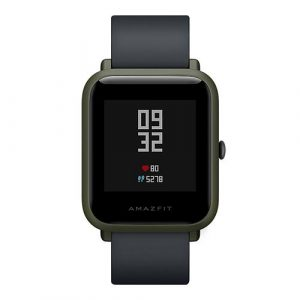 smartylife-(English Version)Xiaomi Huami Amazfit Bip Lite Version IP68 Bluetooth 4.0 Sports Smartwatch GPS Gloness 45 Days Standby - Green