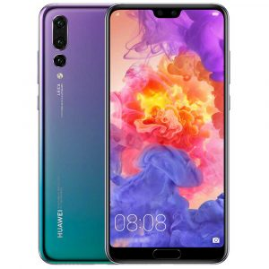 smartylife-HUAWEI P20 Pro 6.1 Inch Smartphone FHD+ Screen Kirin 970 6GB 64GB 20.0MP+40.0MP+8.0MP Three Rear Cameras Android 8.1 - Aurora Color