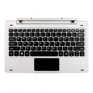 smartylife-Original Jumper EZpad 6 Magnetic Docking Keyboard - Silver