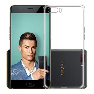 smartylife-Transparent Nubia M2 NX551J Silicon Back Cover High Quality Soft Case Protective Phone Shell
