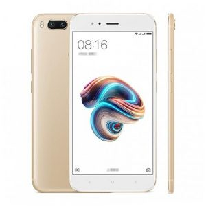 smartylife-Xiaomi Mi 5X 5.5 inch 4G LTE Smartphone 4GB 32GB Snapdragon 625 Octa Core Dual 12.0MP Cam MIUI 8.5 Android 7.1 Metal Body Touch ID VoLTE - Gold