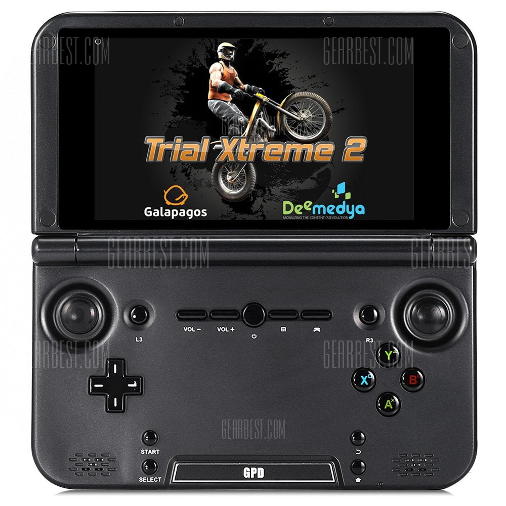 smartylife-5 inch Gpd XD Handheld Game Console