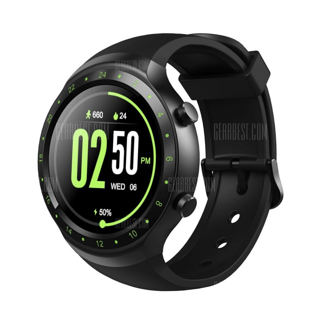smartylife-Diggro DI07 Android 5.1 smart watch MTK6580 1.1GHz Support 3G Wifi Nano SIM  GPS Calling  Heart rate monitor Pedometer for IOS Andriod