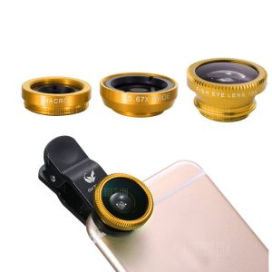 smartylife-Old Shark 3-in-1 Phone Lens Kit