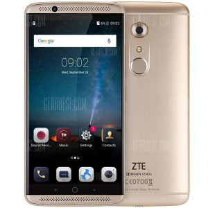 smartylife-ZTE AXON 7 4G Phablet Android 6.0