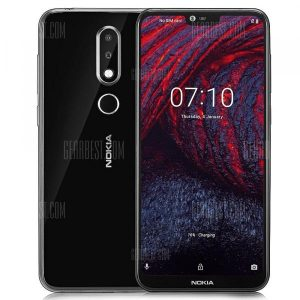smartylife-Nokia X6 4G Smartphone Versione Internationale 4GB RAM 64GB ROM