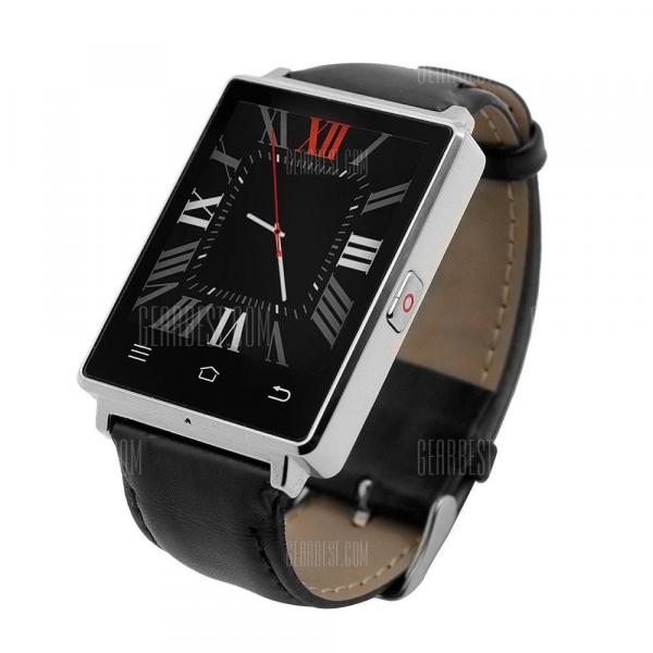 smartylife-NO.1 D6 3G Smartwatch Cellulare 1GB RAM 8GB ROM
