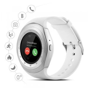 smartylife-Alfawise Y1 696 Bluetooth Sport Smartwatch with Independent Phone Function