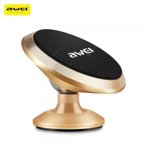 smartylife-Awei X6 Magnetic Car Mount Phone Holder Adhesive Type