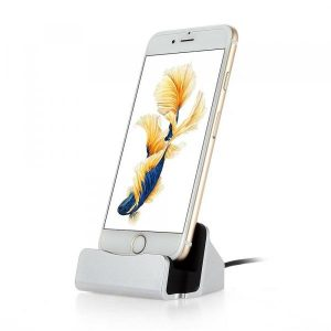 smartylife-Charging Station Charger Dock for iPhone 8/iPhone 8 Plus /iPhone X/ iPhone 7 / 7 Plus/6/6 Plus