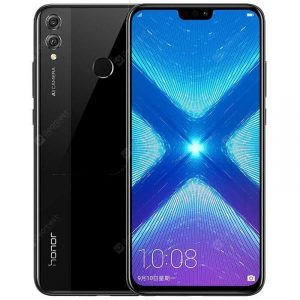 smartylife-HUAWEI Honor 8X 4GB RAM 4G Phablet International Version