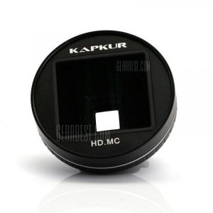 smartylife-KAPKUR Anamorphic Lens 2.55:1 Widescreen Film Making 1.33X for iPhone X
