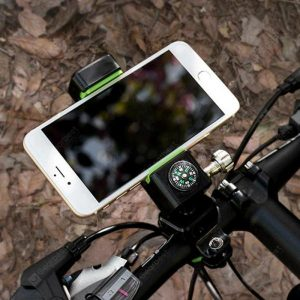 smartylife-Multifunctional Bike Phone Mount Holder
