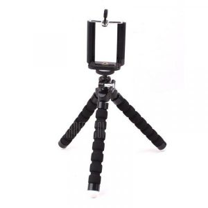 smartylife-New Mini Tripod Flexible Octopus Holder Stand Mount
