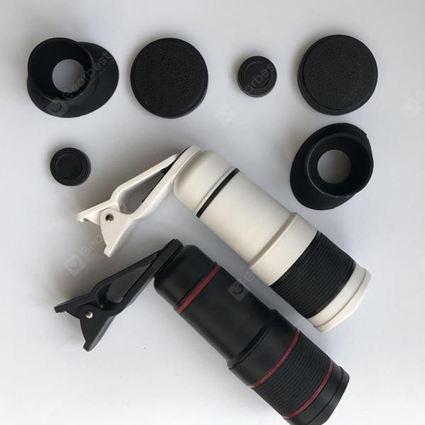 smartylife-Telephoto Mobile Phone Lens Mobile Phone Zoom Lens High-definition Focusing Effect Lens