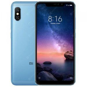 smartylife-Xiaomi Redmi Note 6 Pro 6.26 inch 4G Phablet Global Version