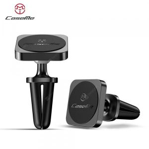 smartylife-CaseMe Magnetic Phone Car Holder 360 Degree Mobile Phone Mount Air Vent Stand Holder for iPhone X /Samsung All Smartphone  Gearbest
